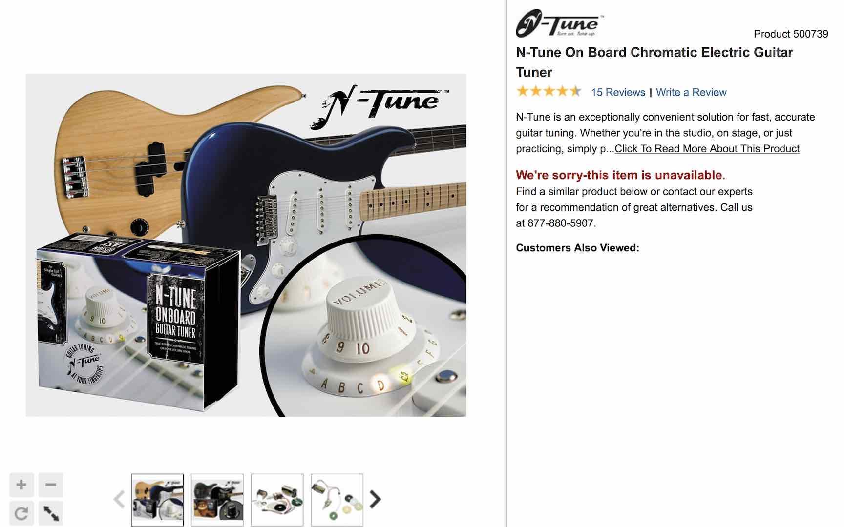 N-Tune-On-Board-Chromatic-Electric-Guitar-Tuner