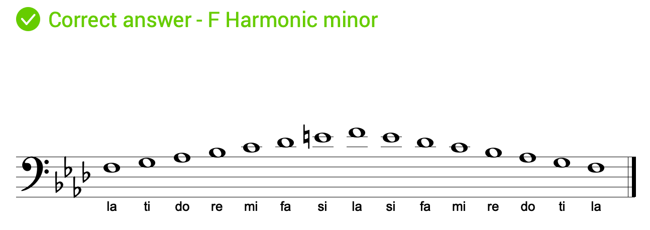 solfege-harmonic-minor